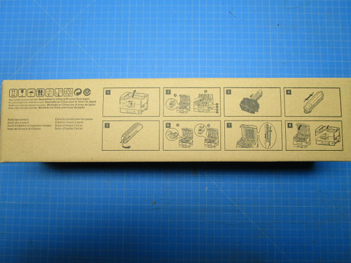 Cyan Toner For Xante Ilumina Digital Color Press 200-100222 P02-000927
