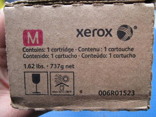 Xerox Color 550 560 Toner Cartridge Magenta Color 550 560 570 Docucolor C60 C70 006R01523 P02-000928