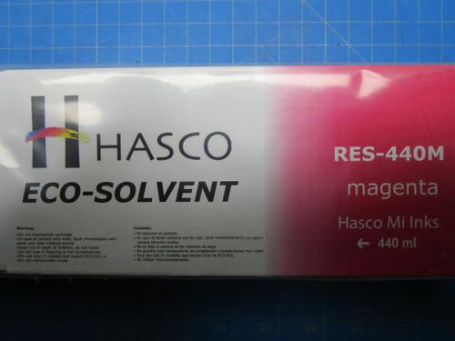 Magenta Hasco Mi Ink Eco-Sol Ink 440 P02-000957