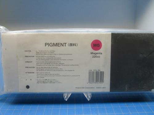 Magenta Roland Eco-Sol 220cc Ink P02-000959