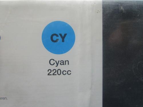Cyan Roland Eco-Sol 220cc Ink P02-000961
