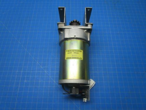 SHINANO DC gear motor DCG-5216-049 072D DC24V 300 to 50W P02-000970
