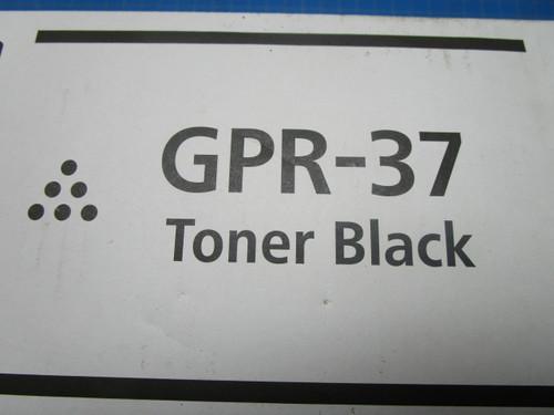 Canon 3764B003AA (GPR-37) Black Laser Toner Cartridge P02-000993