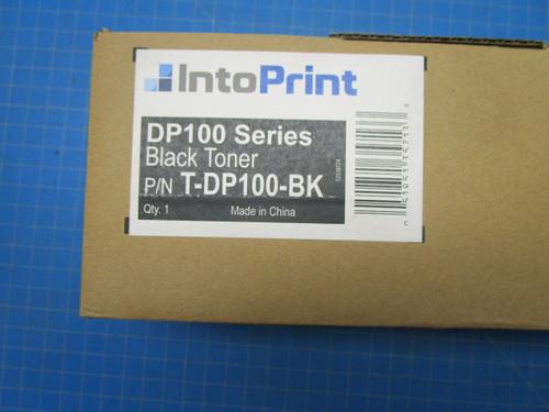 Black Intoprint T-DP100-BK Toner P02-001012