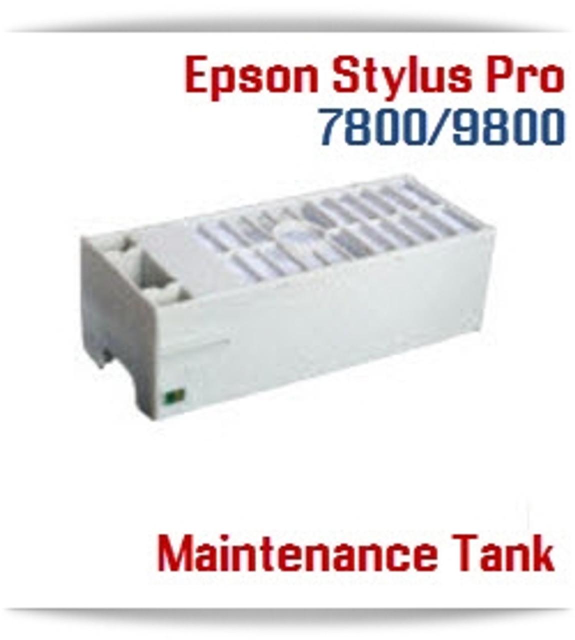 Maintenance Tank Epson Stylus Pro 7800, 9800 printer