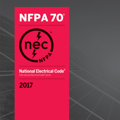 NEC Analysis of Changes 2017