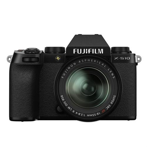 Fuji X-S10 XF 18-55MM Black