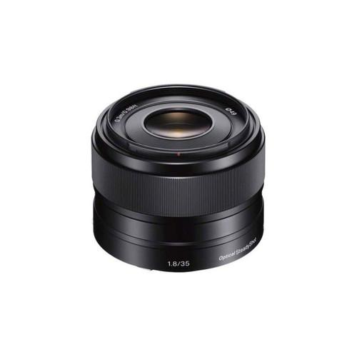 SONY E APSC 35MM F1.8 BLACK