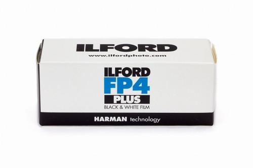 ILFORD FP4 FILM 120 10PK
