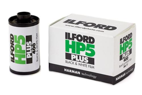 ILFORD HP5 FILM 35MM 36EXP 10PK