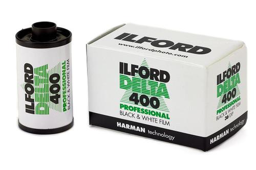 ILFORD DELTA 400 FILM 35MM 36EXP 10PK