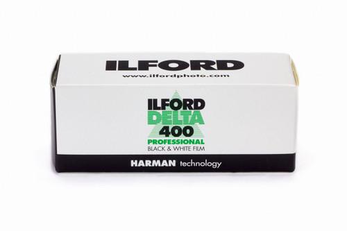 ILFORD DELTA 400 FILM 120 10PK