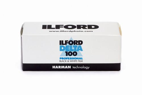 ILFORD DELTA 100 FILM 120 10PK