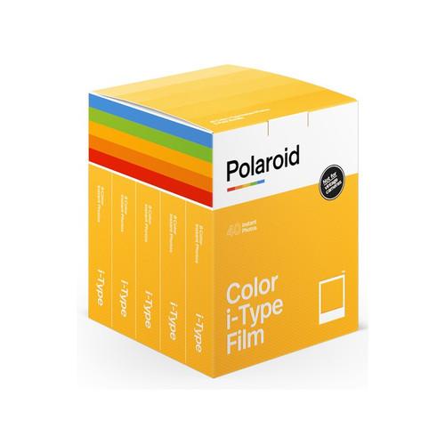 POLAROID I-TYPE COLOR X40 SHOT PACK