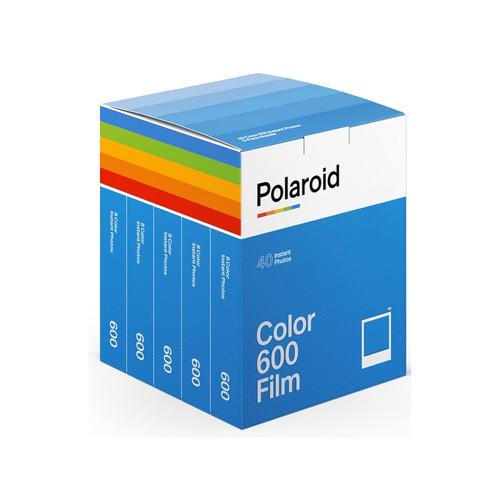 POLAROID 600 COLOR X40 SHOT PACK