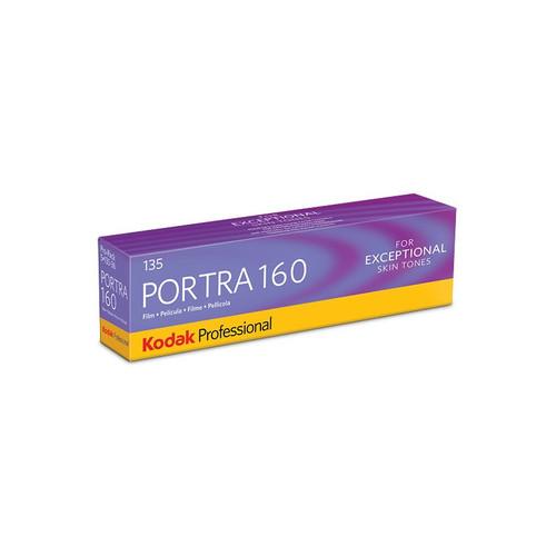 KODAK PORTRA 160 135-36 (5 PACK)