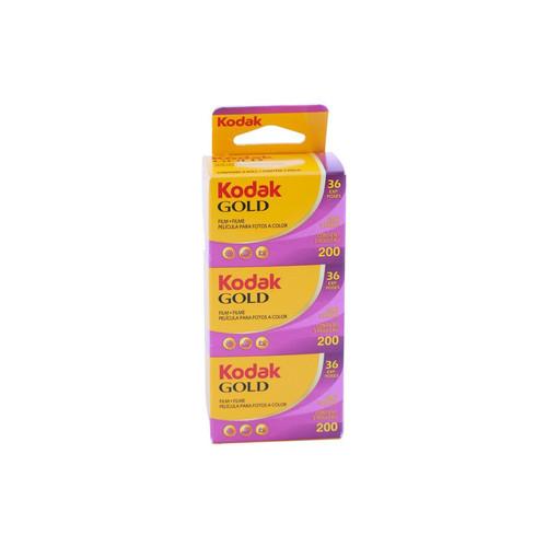 KODAK GOLD 200 GB135-36 TRIPLE PACK