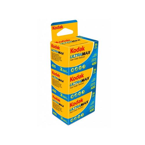 KODAK ULTRAMAX 400 GC135-36 TRIPLE PACK