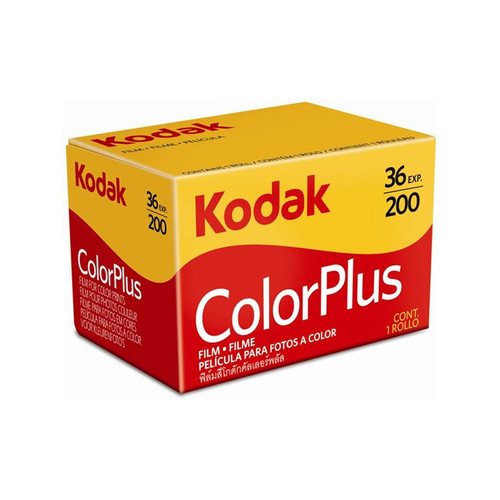 KODAK COLOR PLUS 200 135-36 10 PACK