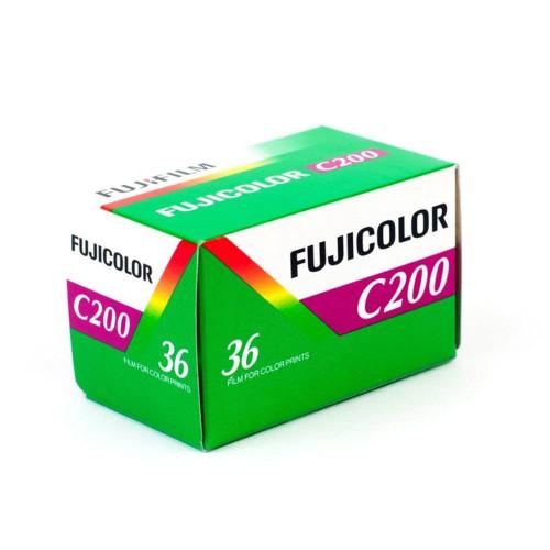 FUJICOLOR C200 135-36 10 PACK