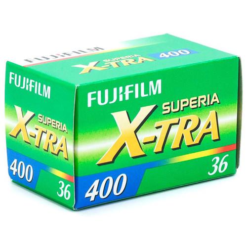 FUJI SUPERIA 400 135-36 5 PACK