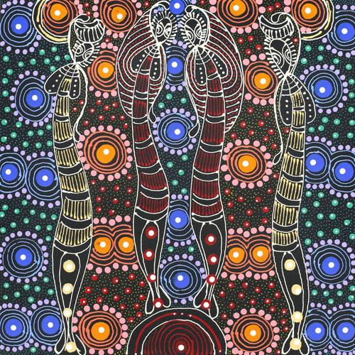 Colleen Wallace Kngwarreye - SP8390