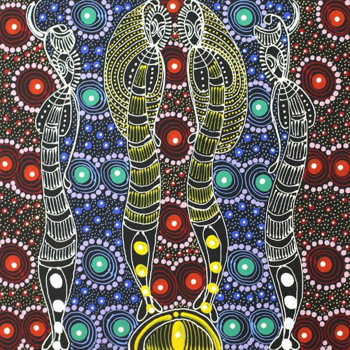 Colleen Wallace Kngwarreye - SP8424