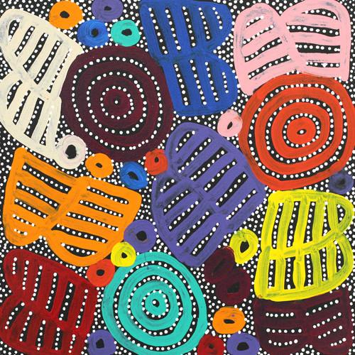 Valorine Kngwarreye Morgan - SP8609