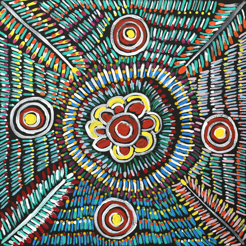Josie Kunoth Petyarre - SP8695