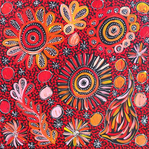 Belinda Golder Kngwarreye - MB057305
