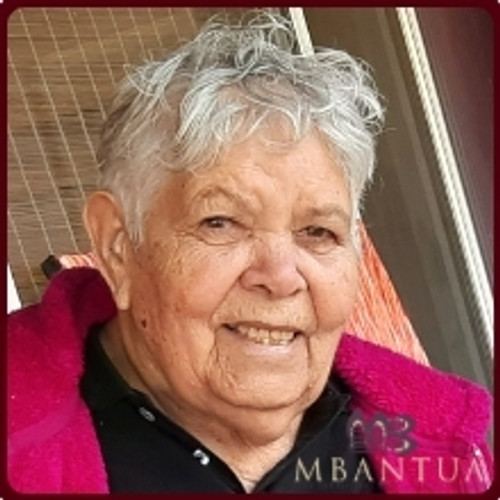 Famed Aboriginal Artist Barbara Weir