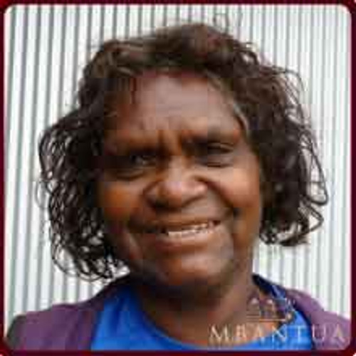 Aboriginal Artist May Lewis Pwerle