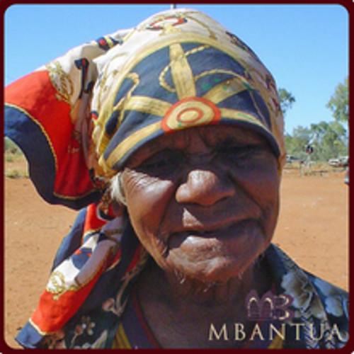 Aboriginal Artist Polly Ngale