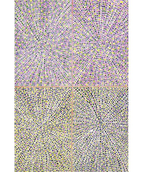 Michelle Lion Kngwarreye - MB051203