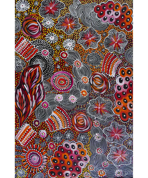 Janet Golder Kngwarreye - MB055144