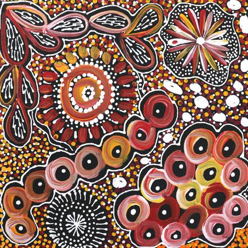 Janet Golder Kngwarreye - SP7373