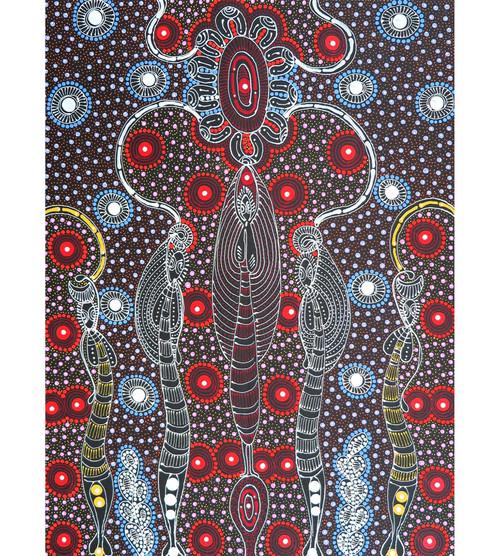 Colleen Wallace Kngwarreye - MB056060