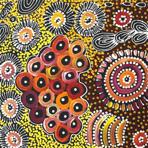 Janet Golder Kngwarreye - SP7945