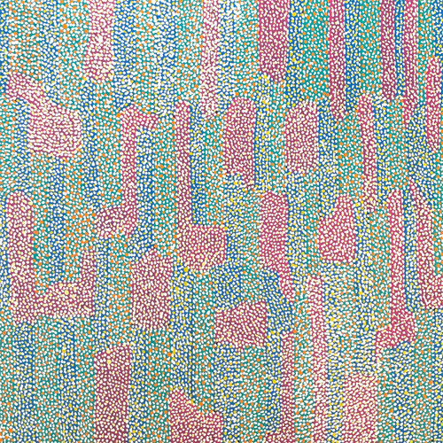 Michelle Lion Kngwarreye - SP8140