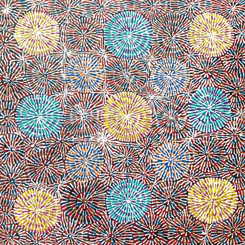 Michelle Lion Kngwarreye - SP8191