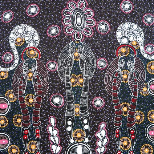 Colleen Wallace Kngwarreye - MB056430