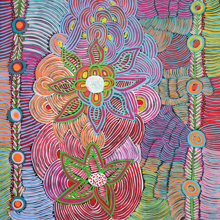 Josie Kunoth Petyarre - MB057786