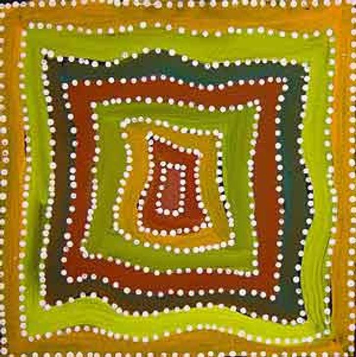 Greeny Purvis Petyarre - MB029178