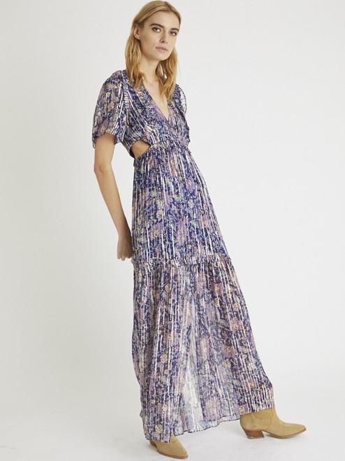Vestido Renata azul Berenice