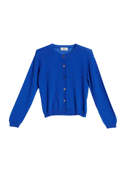 CARDIGAN color Blautte BYU BY00122