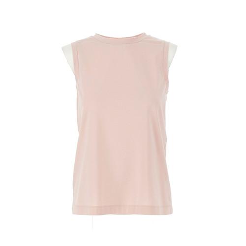 Camiseta sin mangas Marella GLASGOW rosa