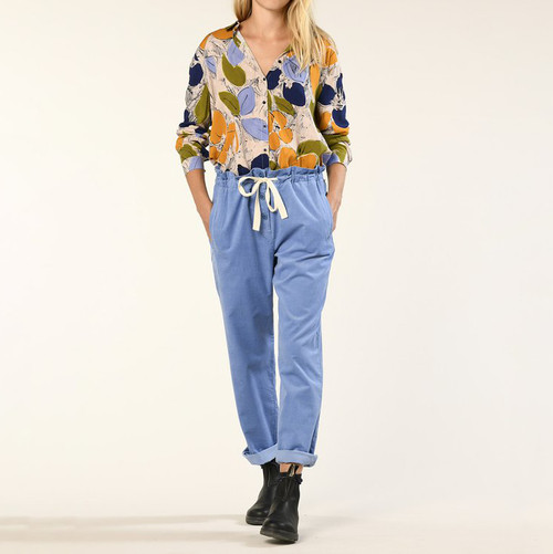 Pantalón LONI Harriwilson color azul