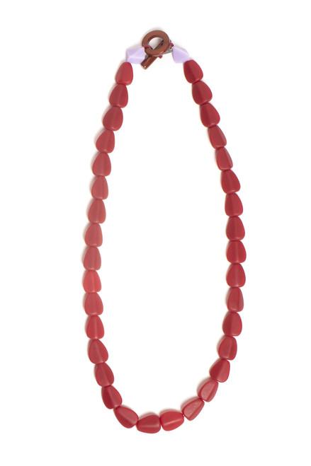 Collar resina NIU modelo TESS color Macis