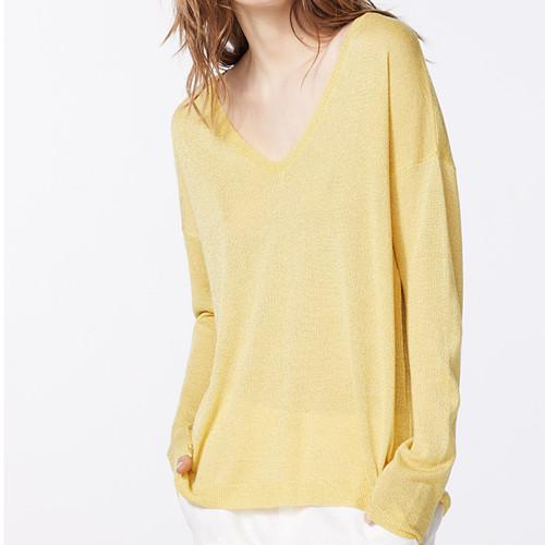 jersey yellow IKKS BS18165