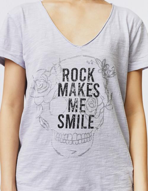 camiseta IKKS women BT10025 color lilac